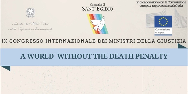 A world without the death penalty? Ministers of Justice from