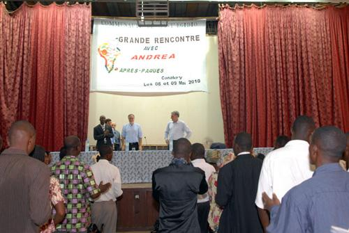 rencontre guinee conakry